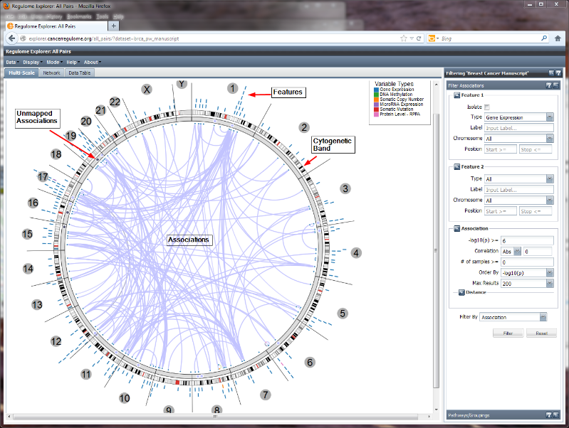 Regulome Explorer All Pairs - Rings ver2.png